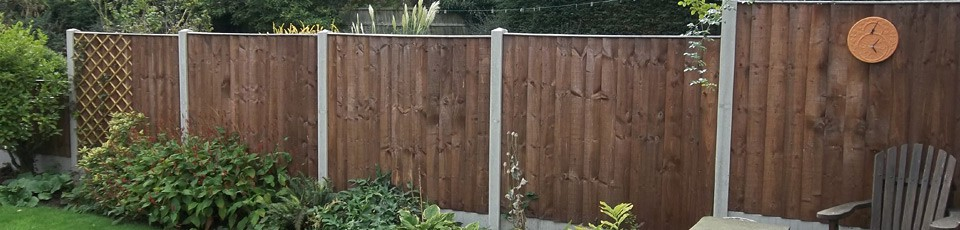 Fencing Materials Amp Installations In Leicester