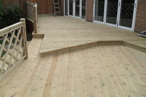 Free quotations on all decking