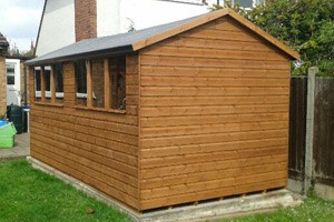 Best quality Sheds