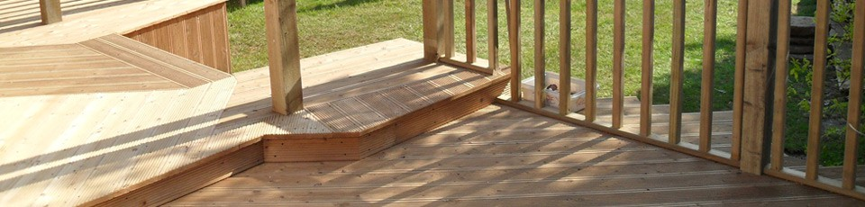 Designing your decking area