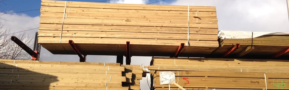 High quality timber solutions Leicester