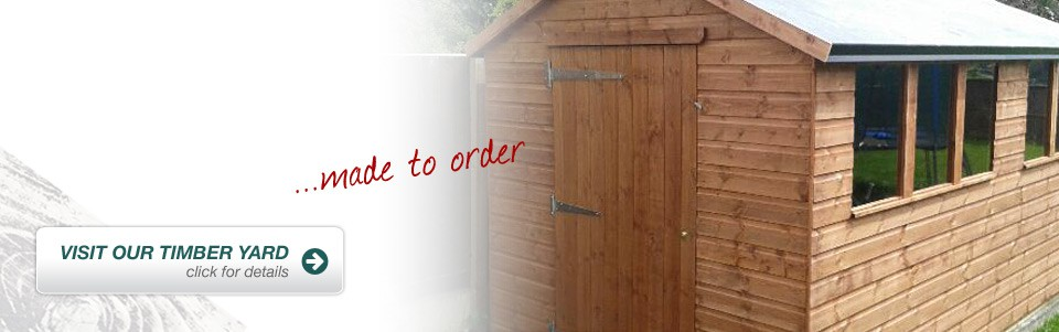 Alternative Uses For Your Garden Shed Sunningdale Timber
