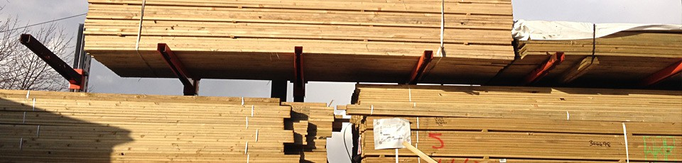 Timber Supplies at our yard