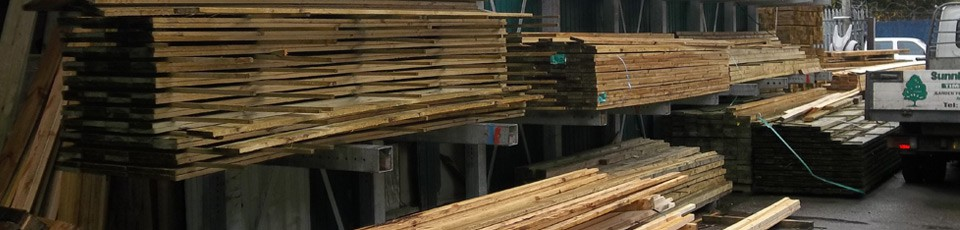 Timber Supplies Leicestershire