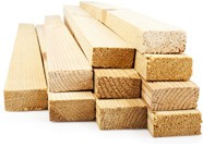 Hardwood supplies