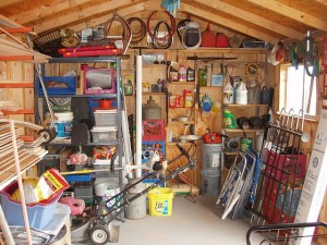 Tidy Shed