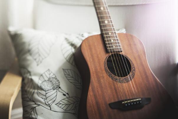 Hardwood-Guitar